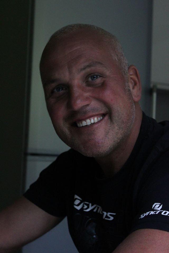 Tony Jedi Doyle Head Coach and Director at UK Bike Coach
