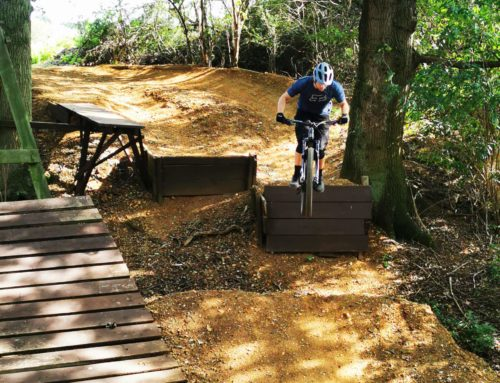 Mtb Fanatics Skills Coaching Session