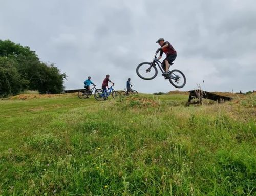 The Red Lion , Offley Mtb Crew